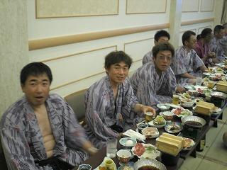 一色漁協あさり周年講旅行 in琵琶湖グランドホテル