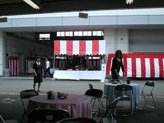 トヨタリフト展示会
