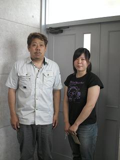 苗ちゃん 中国人研修生
