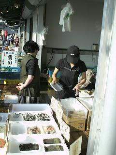 魚兼さん inさかな村