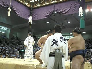 本場所 愛知県体育館 10