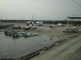 吉田漁港 買付