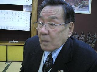 西三河漁協 組合長 鈴木信治さん