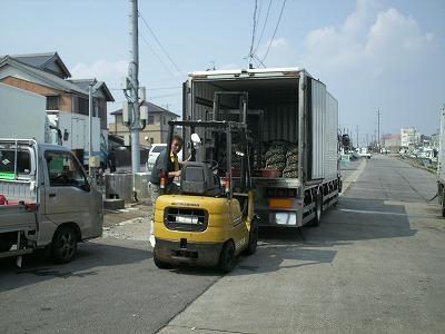 成田商事 栄生港