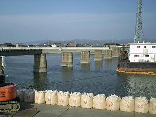 名鉄三河線 鉄橋1